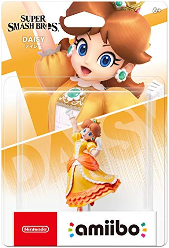 Nintendo Amiibo - Daisy (Ssbu) - Switch