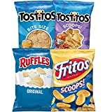 Frito-Lay Good for Variety Pack with Tostitos Scoops Tostitos BiteSize...