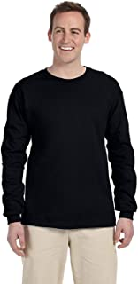 Fruit of the Loom 5 oz. 100% Heavy Cotton HD Long-Sleeve...