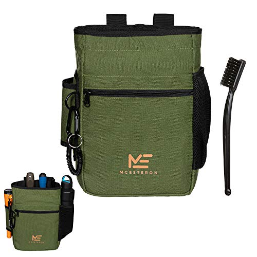 Metal Detecting Finds Pouch Diggers Waist Bag for Carrying PinPointer Detector Garrett Xp ProPointer Digging Tools and Digger Accessories