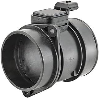 HELLA 8ET 009 142-131 Luftmassenmesser, Anschlussanzahl 6, Montageart Rohrstutzen