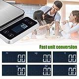 Zoom IMG-1 smart bilancia da cucina touseeda