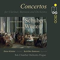 Concertos for Clarinet & Bassoon
