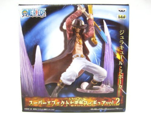Jura Hercule Mihawk Super Effect Shichibukai vol.2 figure Banpresto One Piece (japan import)