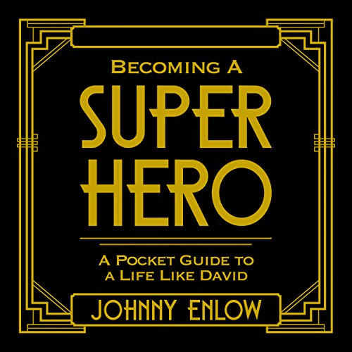 Becoming a Super Hero cover art