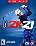 Best Pc Golf Games - PGA Tour 2K21 Deluxe - PC [Online Game Review