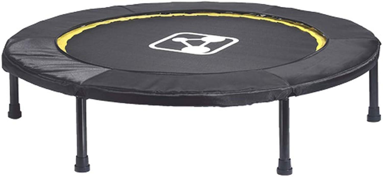 40-Zoll-Mini-Trampolin - Tragbares Trampolin - HeimsportgerTe - Super Leise - Sicher Und Langlebig - Maximale Belastung 150 Kg