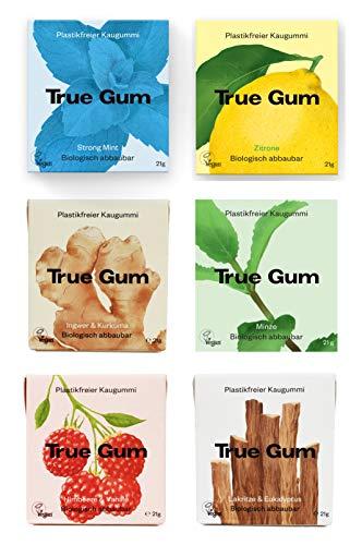 True Gum, Plastikfreier Kaugummi...