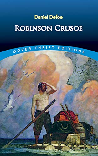 Robinson Crusoe (Dover Thrift Editions)の詳細を見る