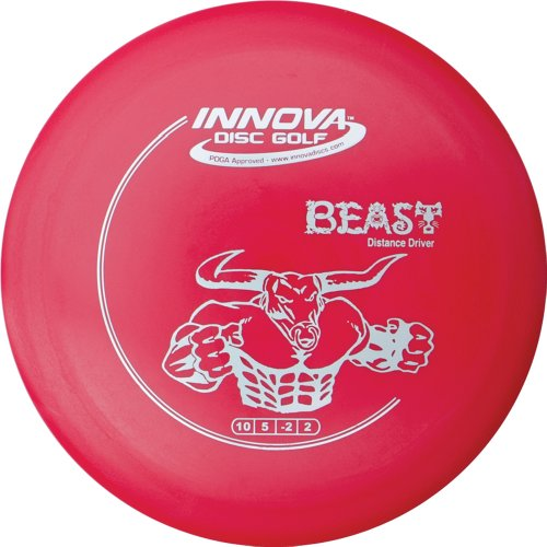 Innova DX Beast Golf Disc,165-169 gram (Colors may vary)