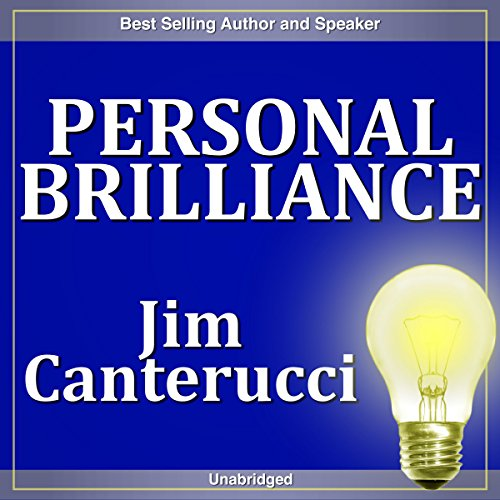 Personal Brilliance audiobook cover art