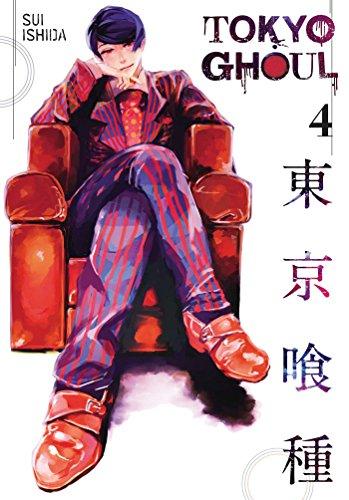 Tokyo Ghoul, Vol. 4 (4)