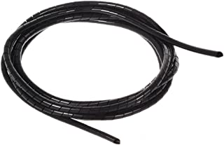 Maclean - Espiral para Cables Organizador Longitud: 3 Metros Diámetros: 6, 10, 16, 22mm (MCTV-684 B (5 * 6mm))