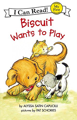 Biscuit Wants to Play (My First I Can Read)の詳細を見る