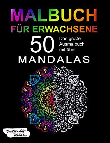 Malbuch für Erwachsene: Das große Mandala Ausmalbuch