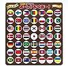イモタニ(IMOTANI) 脳トレボードゲーム 国旗あてクイズ 国旗あてクイズ NBG-003