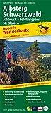 Albsteig, Schwarzwald, Albbruck - Feldbergpass, St. Blasien: Leporello Wanderkarte mit Ausflugszielen, Einkehr- & Freizeittipps, wetterfest, ... 1:35000 (Leporello Wanderkarte / LEP-WK) -