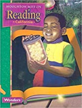 Houghton Mifflin Reading: Student Anthology Theme 5 Grade 1 Wonders 2003