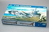 Trumpeter 02272modèle Kit F de 8E Crusader