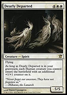 Magic: the Gathering - Dearly Departed - Innistrad