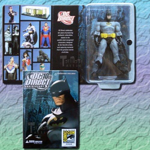 DC Direct 10th Anniversary SDCC Exclusive Batman Action Figure