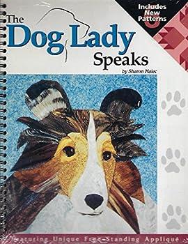 Spiral-bound The Dog Lady Speaks Book