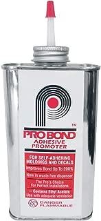 Dawn Enterprises Pro Bond Adhesive Promoter for Vinyl, Wraps, Window Tint, Automotive Molding - 8 oz Can