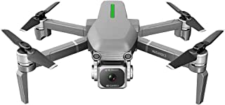 L109 GPS Brushless RC Quadcopter Drone with 5G WIFIFPV 1080P FHD Camera Support 4K Action Camera Bonus Battery Foldable 4 Channels 6 Axes 1-Key RTH Altitude Hold Track Flight (Wifi Distance 800M)