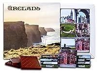 """DA CHOCOLATE キャンディ スーベニア """"アイルランド"""" IRELAND チョコレートセット 5×5一箱 (Coast)"""