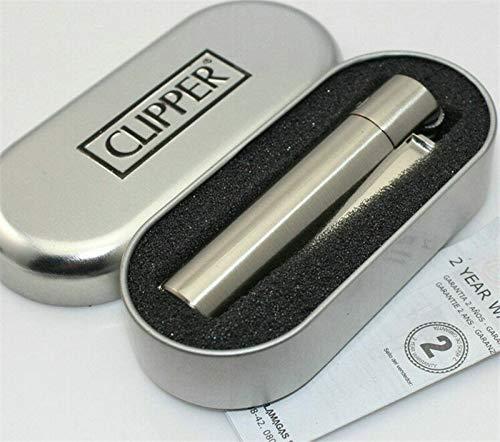 Encendedores para Encendedor De Gas Clipper. Estuche De Cigarrillos Se Puede Poner En Un Encendedor Impermeable Al Aire Libre