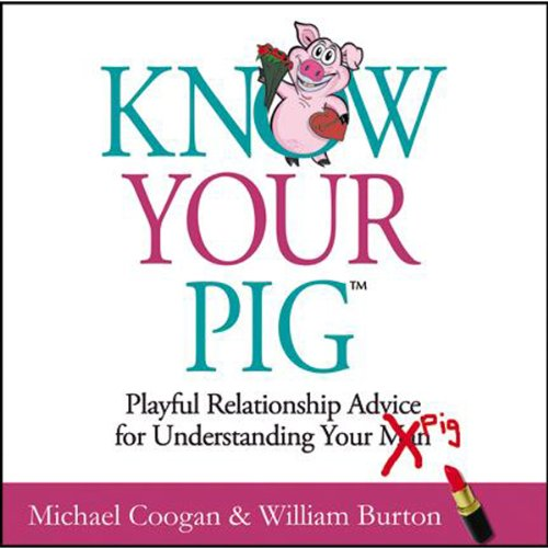 Know Your Pig audiobook cover art
