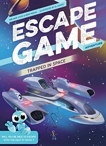 Escape Game Adventure: Trapped in Space: 3