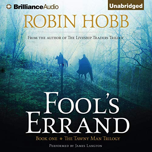 Fool's Errand  By  cover art