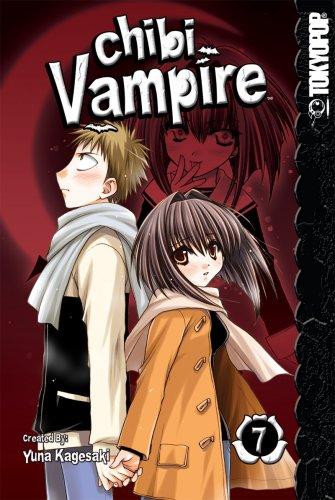 Chibi Vampire, Vol. 7