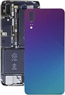 LENASH Batteribackskydd för Huawei P20 Bakgrundsbyte (Color : Color1)