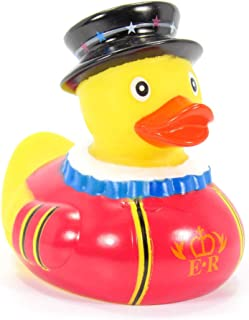 Beefeater Tower of London Rubber Duck by Yarto