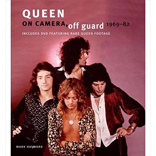 Queen: On Camera, Off Guard 1969–91