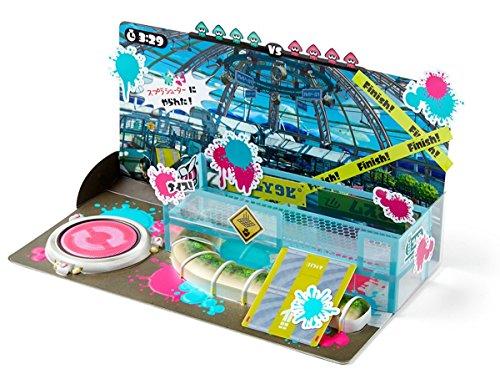 amiibo diorama kit Mozuku Farm (Splatoon series)(Reihe von Splatoon)  Nintendo WiiU/ 3DS