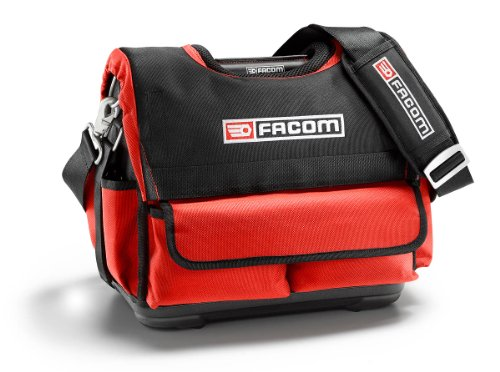 "FACOM BS.T14PG - Bolsa para herramientas de 14"" con asa de aluminio"