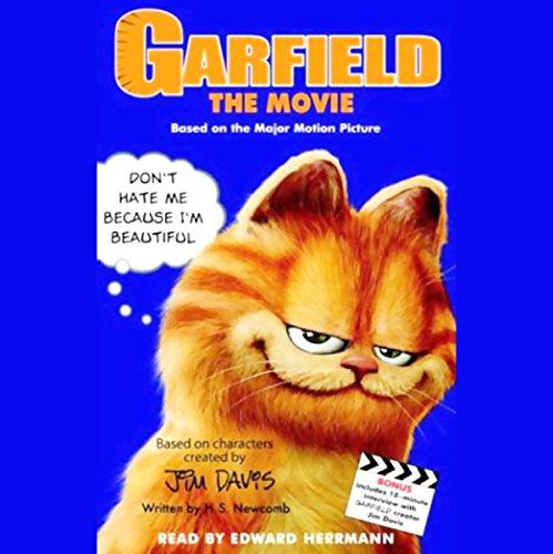 Garfield the Movie audiobook cover art