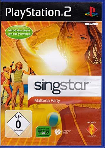 singstar Mallorca Party [video game]