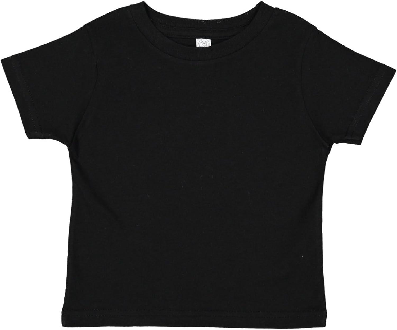 RABBIT SKINS Infant 100% Cotton Jersey Short Sleeve Tee