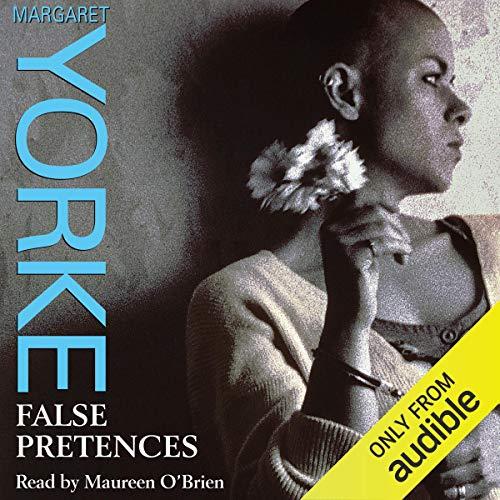 False Pretences audiobook cover art