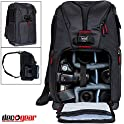 Deco Gear Photo Camera Sling Backpack