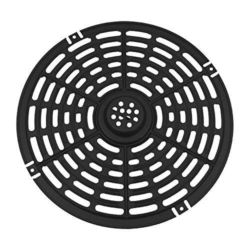 SartéN de Recambio Para Freidora de Aire,15,5 cm Recambio de Placa de Freidora de Aire...