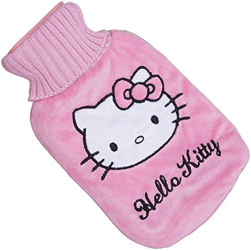 Hello Kitty Wärmflasche und Bezug, Pink