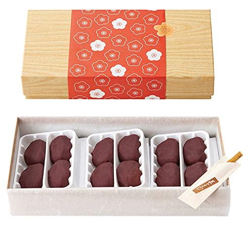「あんころ コロ餅」 (こし餡 あんころ餅 12個)結婚式 引出物 引き菓子 内祝い バレンタインデー ホワイトデー お返し お礼ギフト ご挨拶