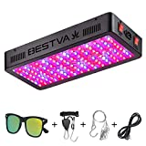 BESTVA DC Series 1500W LED Grow Light Full Spectrum...