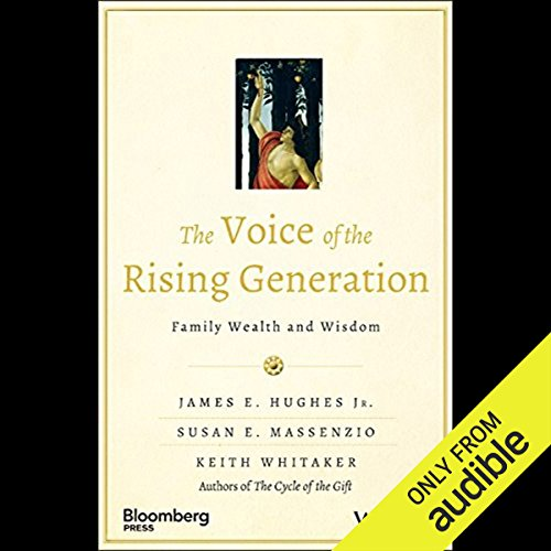 The Voice of the Rising Generation cover art