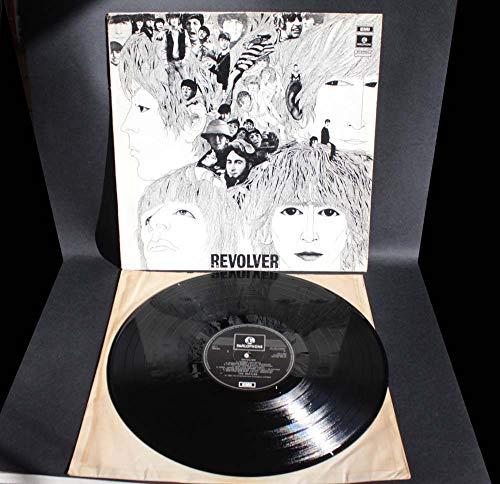 Beatles, The - Revolver - Parlophone - 064-7 46441 1